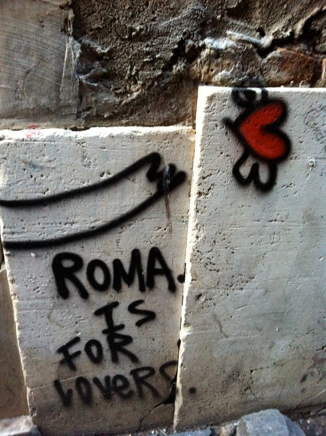 Roma is for Lovers!