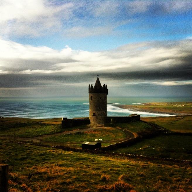 A castle... perfect
