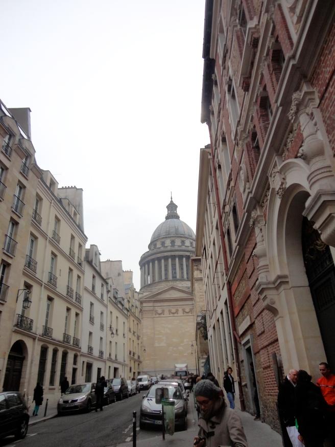 I spy: a Panthéon