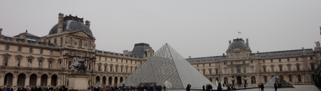 The famous pyramid