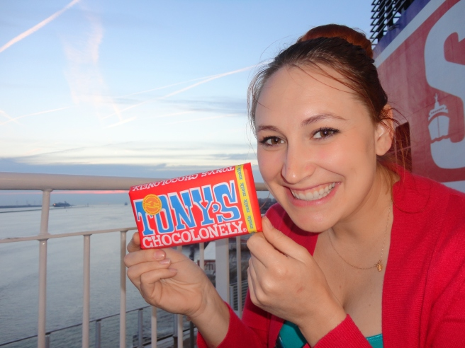 I'm so Chocolonely!