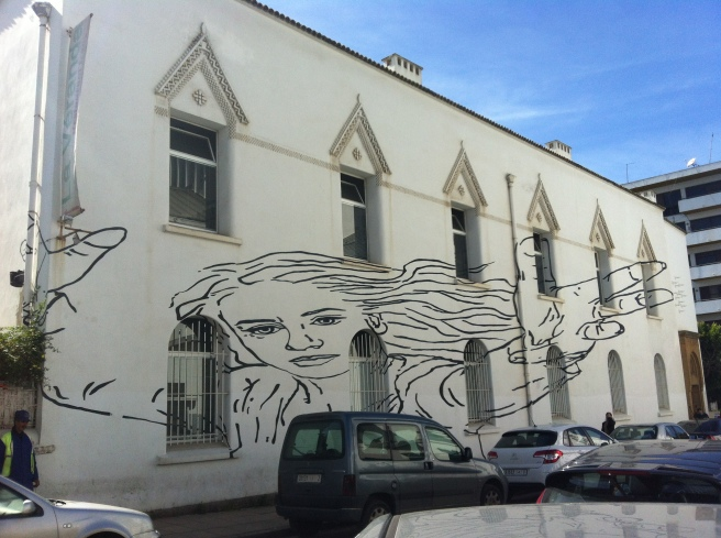 This rad street art