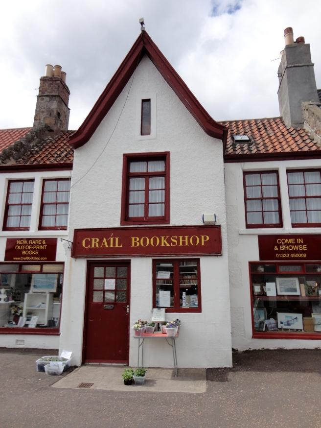 Crail Bookstore!